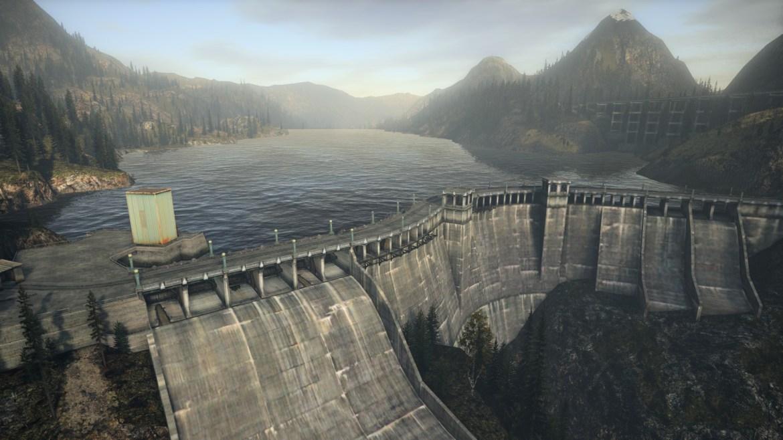 Alan Wake Bright Falls
