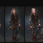 Definitive Art Gallery Concept Art Character Marlon e1571649037545 - The Walking Dead: The Telltale Definitive Series si mostra nel nuovo trailer