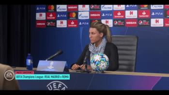 FIFA20CareerMode press conference2 - FIFA 20, svelate le novità della modalità carriera