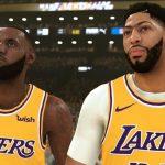 NBA 2K20 Lakers