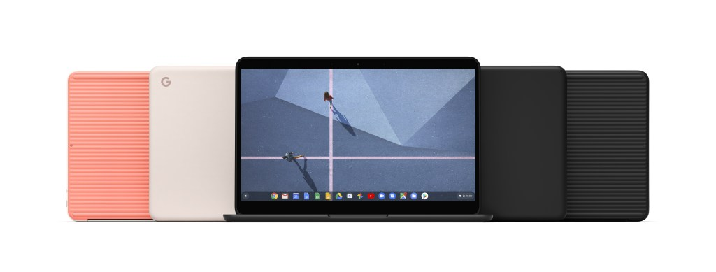 Google Pixelbook Go with Intel Core processors family shot 1024x389 - Google Pixelbook Go: progettato con Intel per un'esperienza chromebook di grande potenza