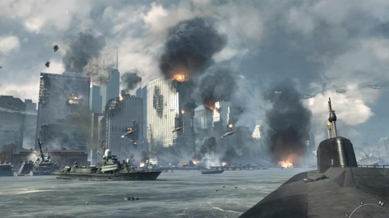 Modern Warfare 3 New York