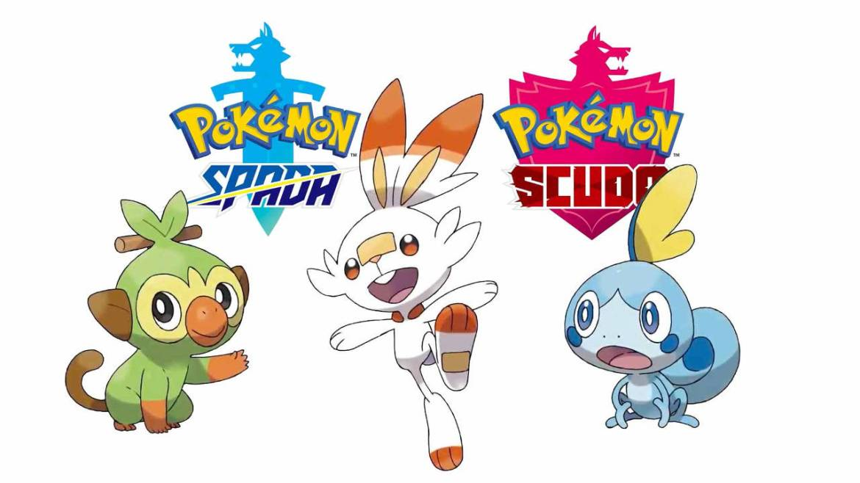 Pokemon spada scudo - Pokémon Spada e Pokémon Scudo, oltrepassate le sei milioni di copie vendute