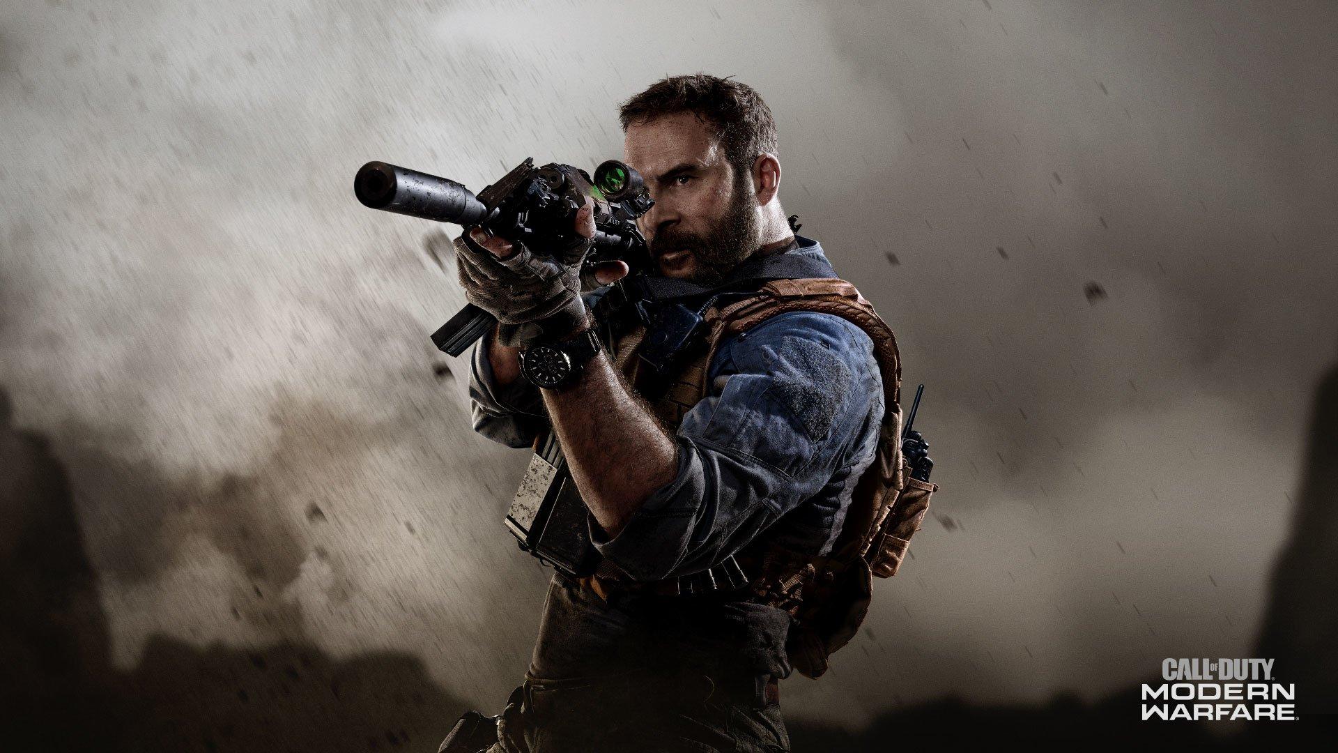 CoD Modern Warfare page wallpaper - Call of Duty: Modern Warfare