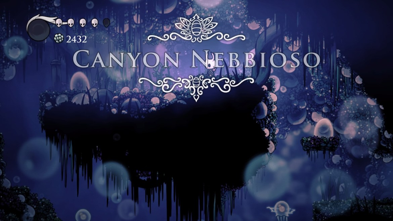 Hollow Knight 20191224151531 - Hollow Knight, guida e lore: Canyon Nebbioso