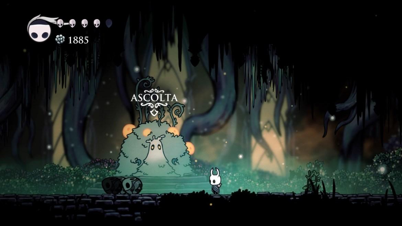 Hollow Knight 20200122130058 - Hollow Knight, guida e lore: Caverne Fungine III