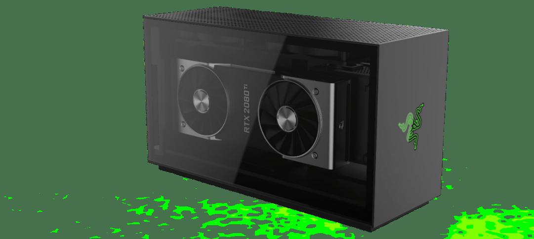 Razer Tomahawk - CES 2020, Razer punta tutto su PC e gaming mobile