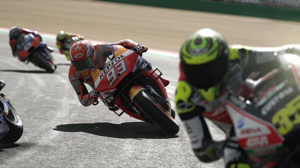 motogp 20 marquez - Milestone e Dorna tornano in pista con MotoGP 20, il 23 aprile