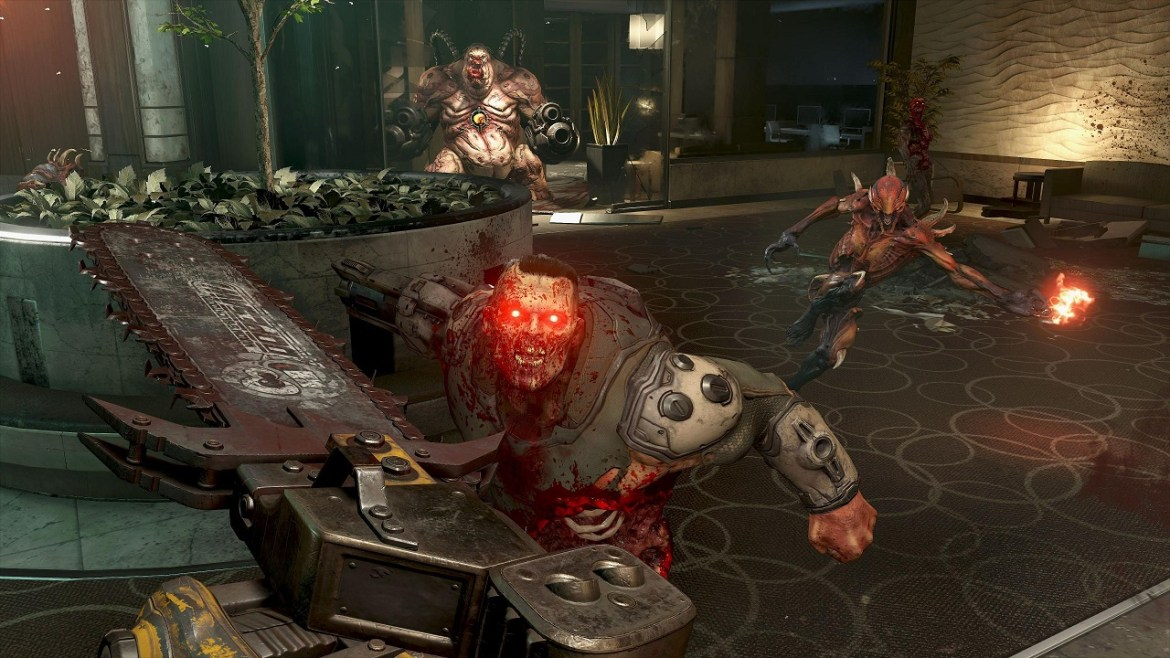 Doom Eternal Motosega - DOOM Eternal, guida alle armi