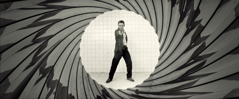 cro - Ritratto del James Bond di Daniel Craig