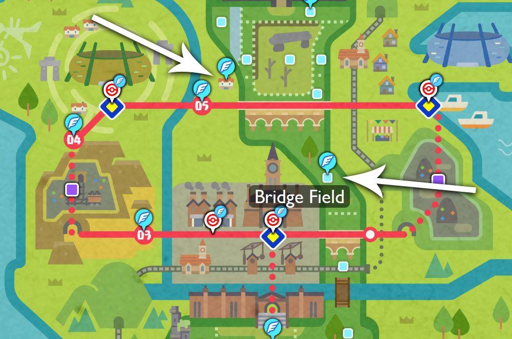 pokemon swsh nursey locations - Pokemon Spada e Scudo, guida al competitivo