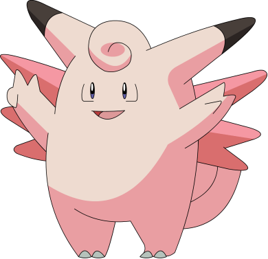 clefable_by_pokesafari