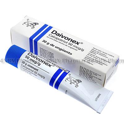 Daivonex (Calcipotriol) - 4nrx
