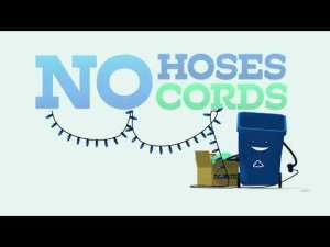 Hoses, Cords, Lights – Don't Belong in Your Recycling Cart [Video]