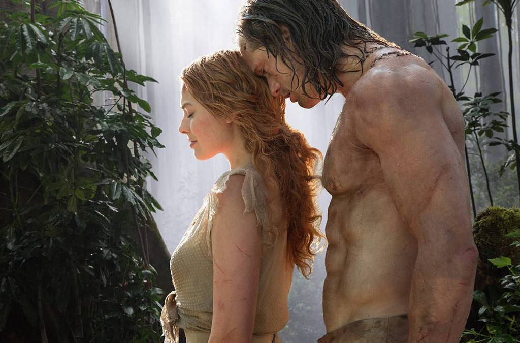 Tarzan Screen caps are here!