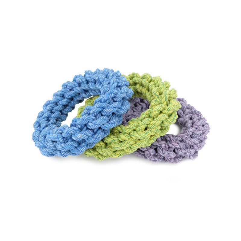 Alle Farben des Nuts for Knots Rings von Happy Pet