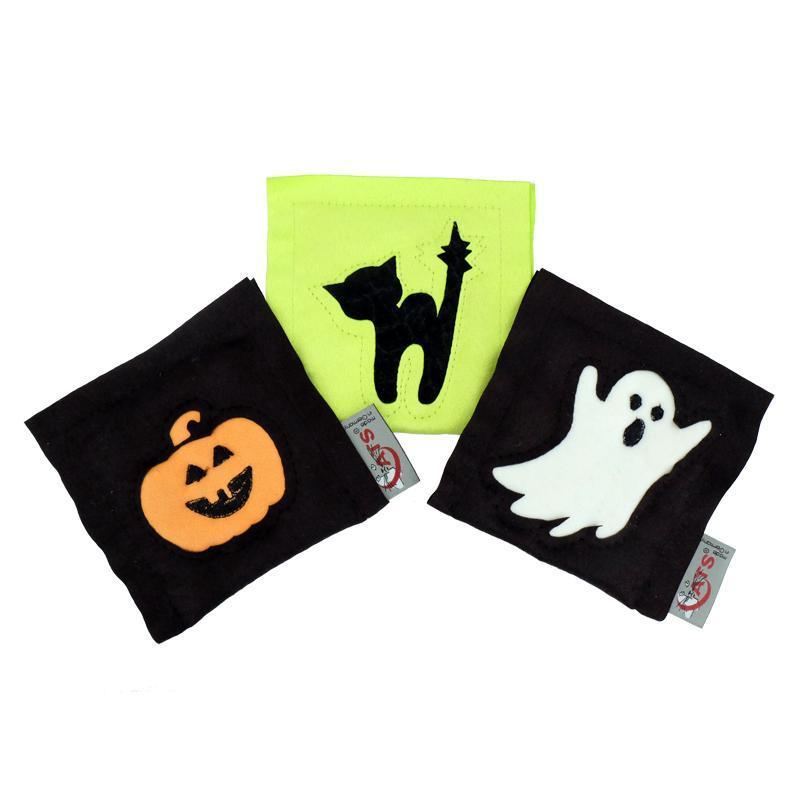 Motivkissen in der Halloween-Edition mit verschiedenen Motiven von 4cats