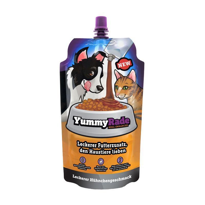 250 ml YummyRade von Tonisity