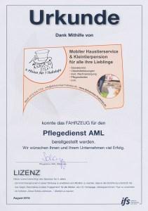 Pflegedienst AML