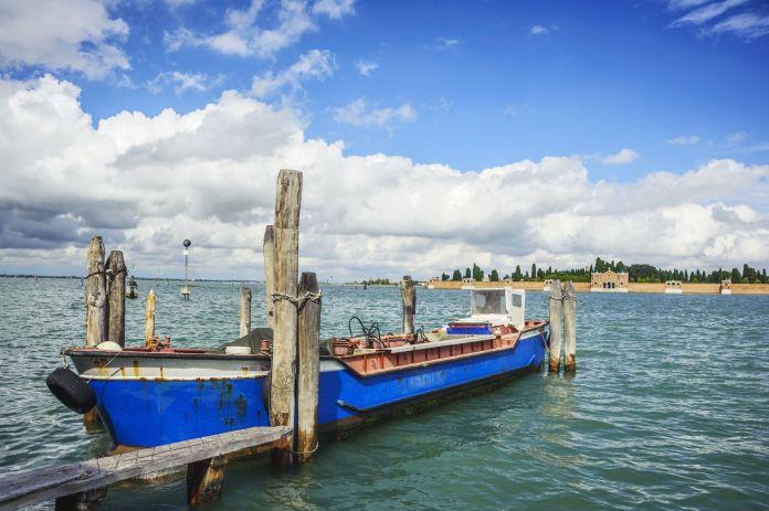 Frachtboot