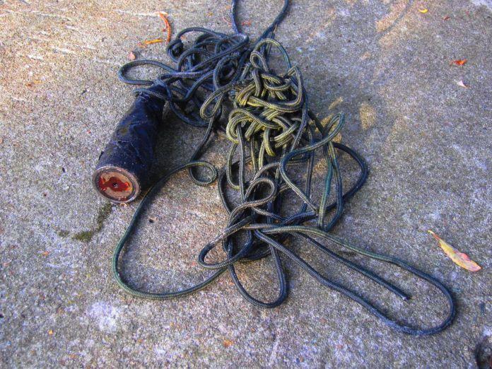 Werkzeug zum angeln mit Magneten