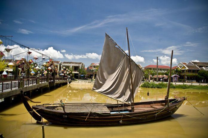 Hausboot Sampan