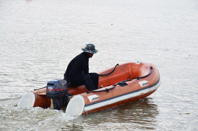 Boot für die Rettung