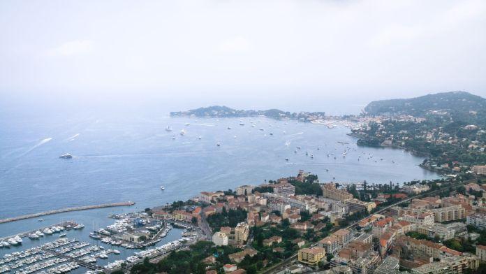 Hafen Cote d'Azur