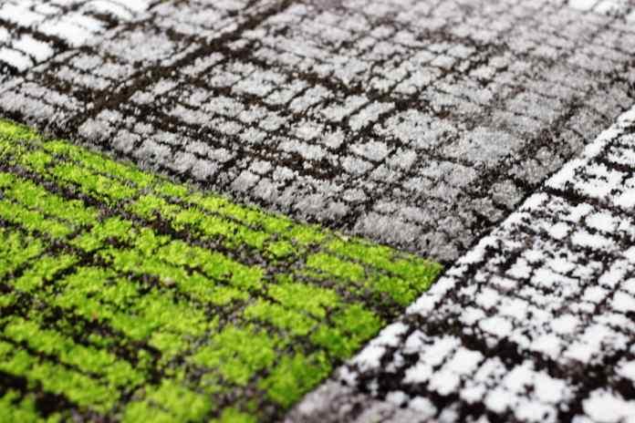 Teppich auf dem Boden