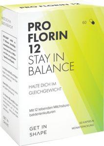 PRO FLORIN Probiotika Kapseln