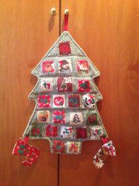 Calendari advent arbre