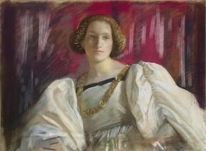 "Edwin Austin Abbey (American, 1852-1911), ""Desdemona"""