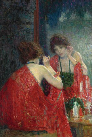 "Hovsep Pushman (American, 1877-1966), ""Narcissa"""