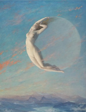 "Albert Aublet (French, 1851-1938), ""Selene"""
