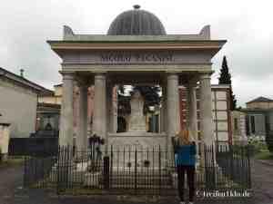 Grab von Nicolo Paganini