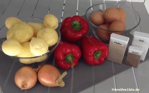 tortilla espanola-omnia backofen-zutaten
