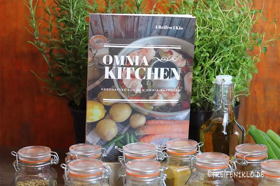 Kochbuch OMNIA-KITCHEN – Herzhaftes aus dem Omnia-Backofen