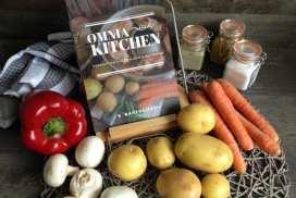 """Omnia-Kochbuch """"Herzhaftes aus dem Omnia-Backofen"""""""