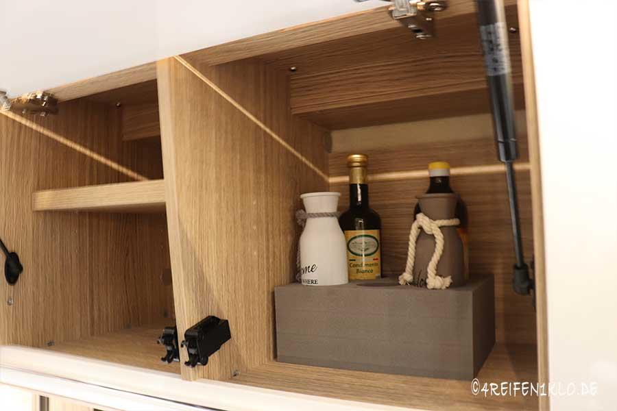 Flaschenhalterung Wohnmobil