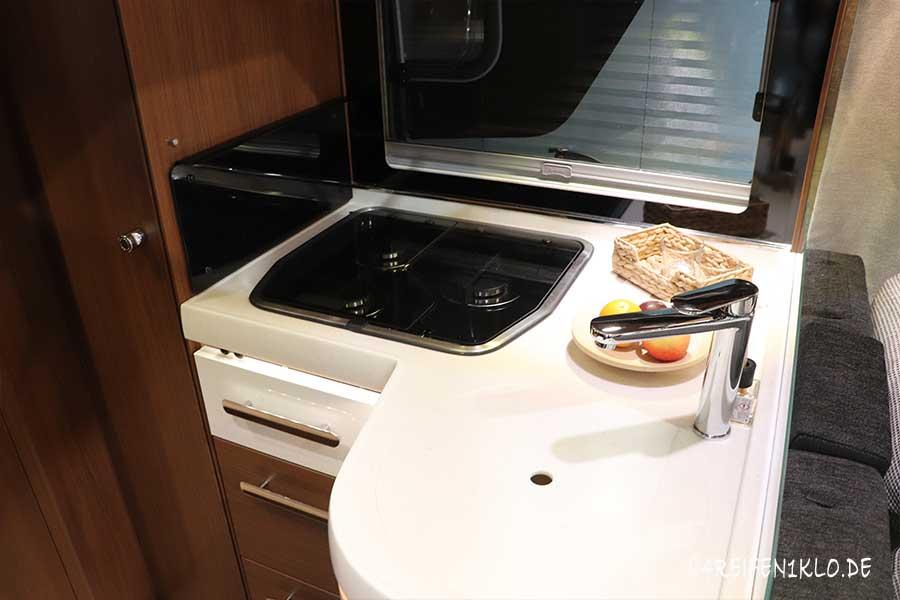 Wohnmobilküche Niesmann & Bischoff