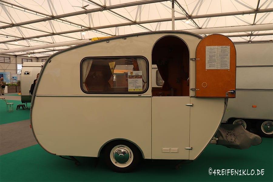 Wohnwagen von 1967