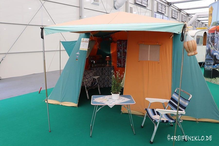 Campingzelt 1962