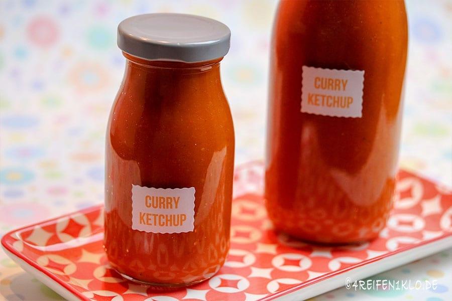 Curry Ketchup Gewürzsoßen