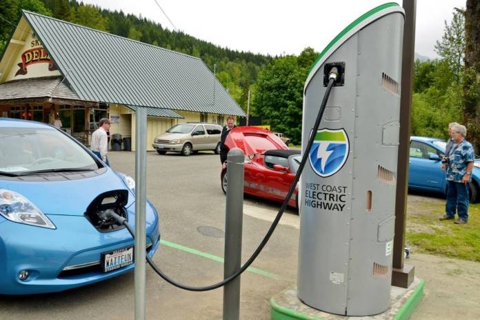 electric cars are 80% cheaper to fuel than gas vehicles: bc hydro