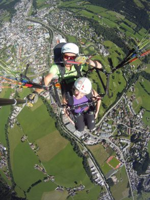 Challenge 9 - Paragliding - August 8th 2017