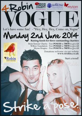 Vogue4Robin reached 21 countries!