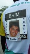 Bhim running 4Robin