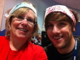 Brain tumour Bandana Day - March