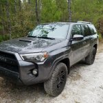Blackout Chrome On Tailgate Toyota 4runner Forum 4runners Com