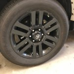 20 Limited Nightshade Wheels And Tires Seattle Wa Toyota 4runner Forum 4runners Com